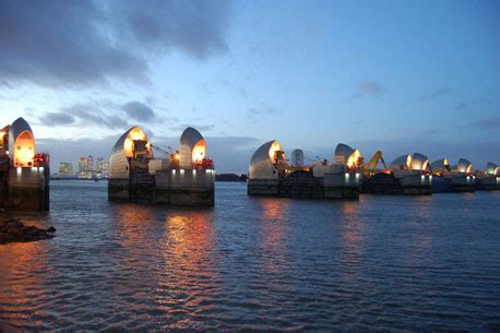 thames barrier falling radial gates thames barrier cleveland bridge is a global design