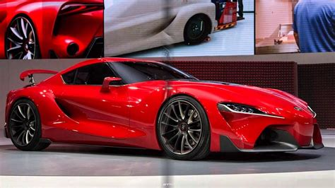 toyota supra review youtube
