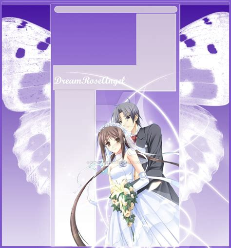 wedding background deviantart anime wedding background by koi wo eien on deviantart