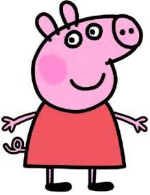 princess peppa pig clipart
