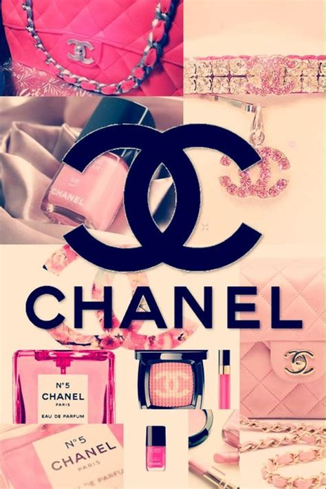wallpaper pink chanel chanel wallpapers and pink on pinterest