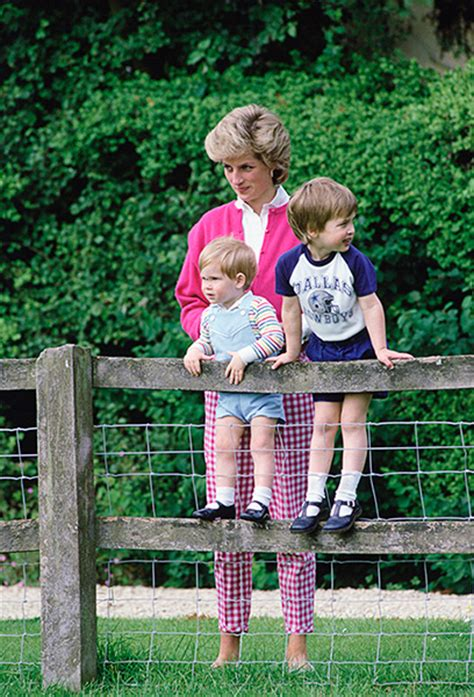 princess diana s children charles spencer on raising royal children like prince