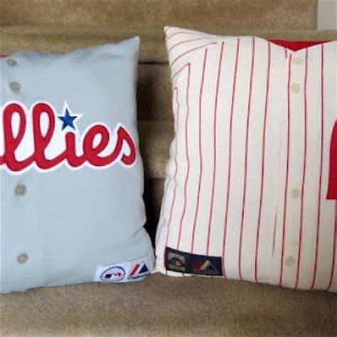 Jersey Pillow sports jersey pillow tutorial tip junkie