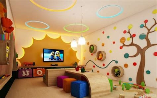 Kindergarten Decoration Themes by Modern Ideas For Kindergarten Interior Room Decorating
