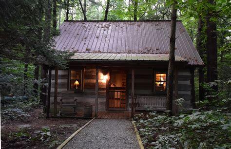 log cottage frontier log cabins hocking cottages and cabins