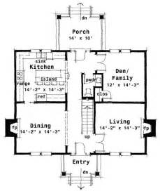 Colonial Homes Floor Plans by Plan 44045td Center Colonial House Plan Colonial