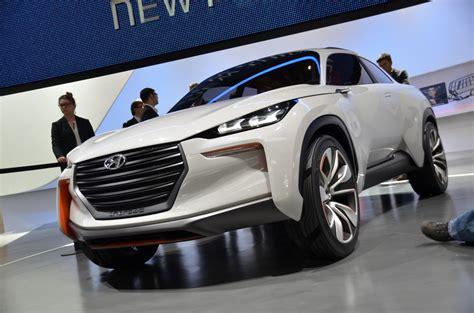 hyundai crossover 2014 hyundai intrado crossover concept 2014 geneva motor