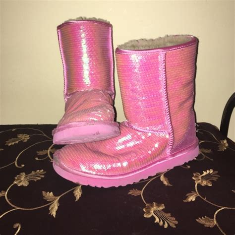 Light Pink Ugg Boots by 68 Ugg Shoes Light Pink Uggs From S Closet On