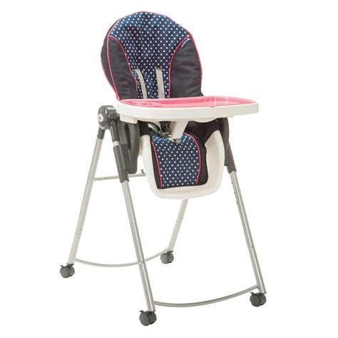high chairs badger basket envee baby high chair with playtable