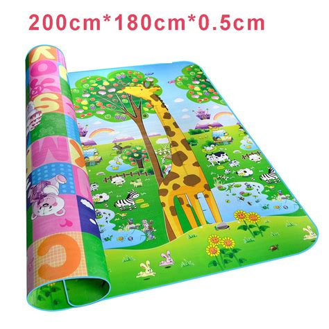 play rug for babies baby large floor crawling mat waterproof safe rug