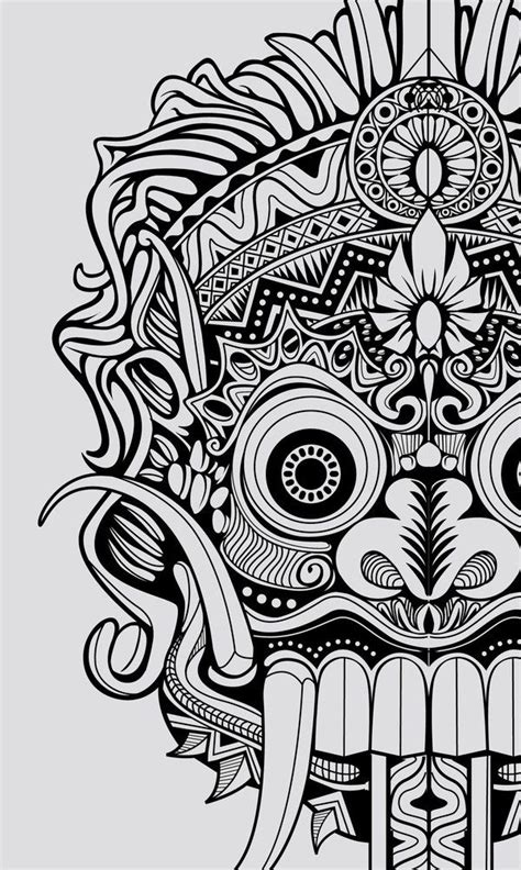 tattoo bali facebook barong drawing tattoo pinterest student centered