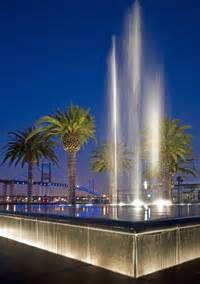 Water Fountains Los Angeles Port Of Los Angeles A Cleaner Port A Brighter Future