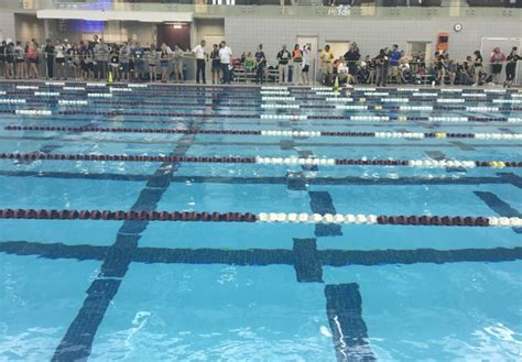 sectionals swimming cuts vitor da franca genevieve pfeifer earn trials cut at