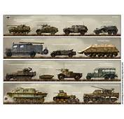 German Vehicles Wwii 1 Armored Forces Amp Pz 3 Afrika