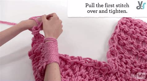 arm knitting for beginners arm knitting for beginners diy projects craft ideas how
