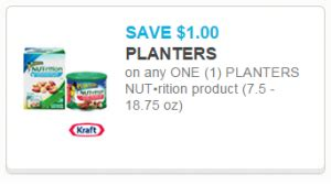 Planters Printable Coupons by Planters Peanuts Are 1 At Walmart Price Match At