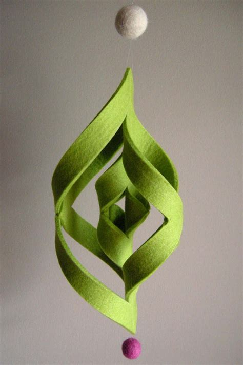 3d Decorations To Make Out Of Paper - 10 simple modern diy decorations homeli