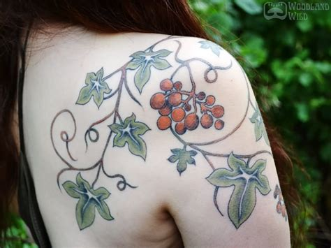 ivy tattoos 29 awesome tattoos