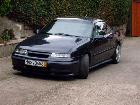 opel calibra turbo 1992 opel calibra turbo related infomation specifications