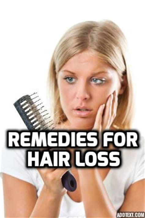 how to treat hair loss and baldness home remedies