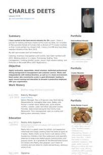 deli description resume