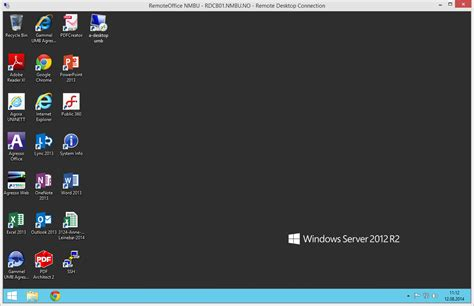 Remote Office by Remote Office Windows Nmbu Support