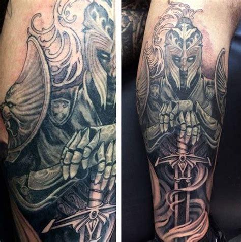 knight tattoo pinterest knight with sword tattoo designs for men future ideas
