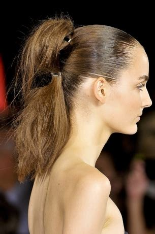 marc jacobs runway models shag hairstyles runway inspired holiday hairstyle ideas
