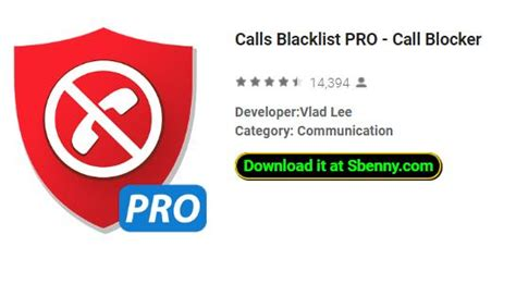call blocker apk free calls blacklist pro apk cracked free