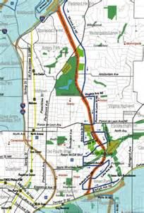 Beltline Atlanta Map by Atlanta Beltline Lrt Progress In Question 171 The Transport