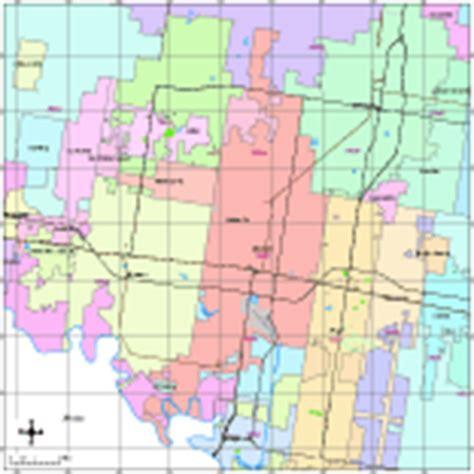 mcallen texas zip code map mcallen digital vector maps editable illustrator pdf vector map of mcallen