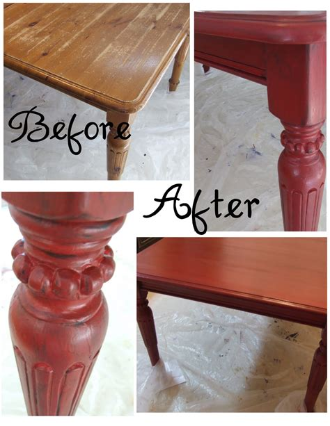 Painting A Table by Get Inspired Kitchen Table Makeovers How To Nest For Less