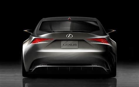 lexus lfcc lexus lf cc exterior sketch rear
