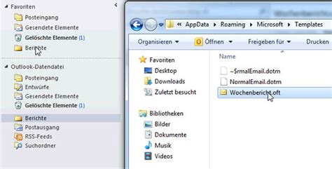 appdata roaming microsoft templates e mail vorlage in outlook erstellen computerfuzzy de