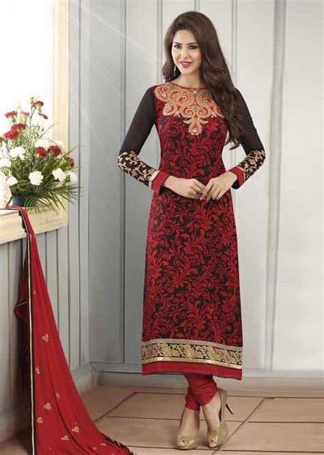 net pattern salwar suit pakistani churidar salwar kameez designs 2017 collection