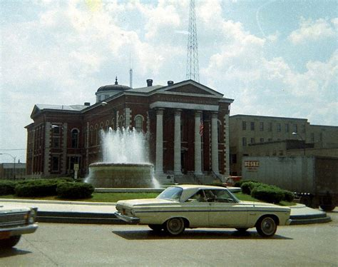Belleville Il Post Office by The Square Belleville Illinois 1960s By Fluffy Chetworth