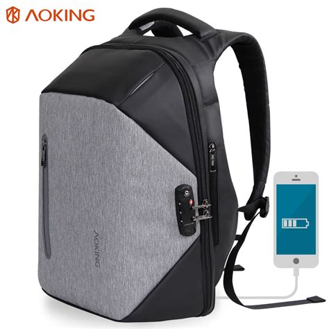 Backpack In Luggage by Aoking Multifunctional Anti Thief Backpack Unisex S