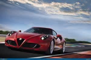 Alfa Romeo 4s Ausmotive 187 Alfa Romeo 4c To Be Priced From Au 75 000