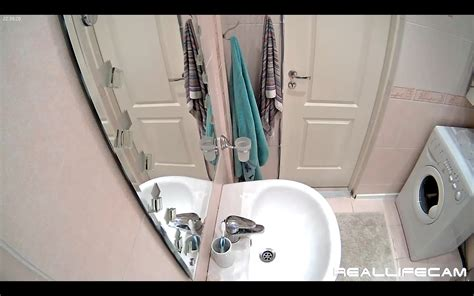 Leora And Paul Bathroom by Reallifecam Real