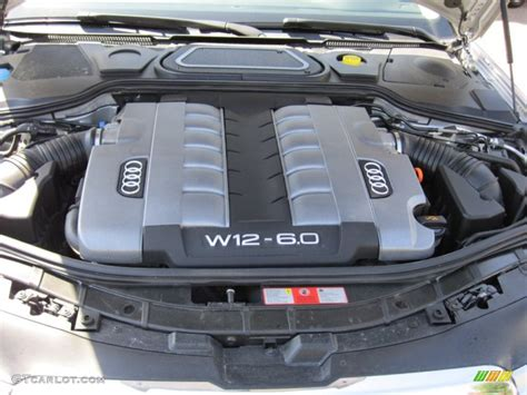 how cars engines work 2006 audi a8 engine control 2006 audi a8 l w12 quattro 6 0 liter dohc 48 valve vvt w12 engine photo 55675975 gtcarlot com