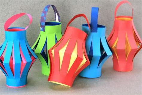 new year lanterns arts and crafts paper lanterns