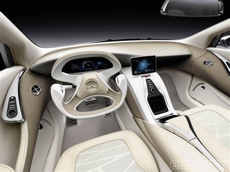 future mercedes interior mercedes benz f 800 style concept car hybrid vehicle