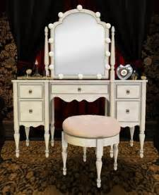 Makeup And Vanity Set A Glowing Light Dressing Room Vanity Table With Light Up Mirror Perfume
