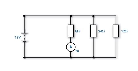 calculate current flow through a resistor electrotech text alternative