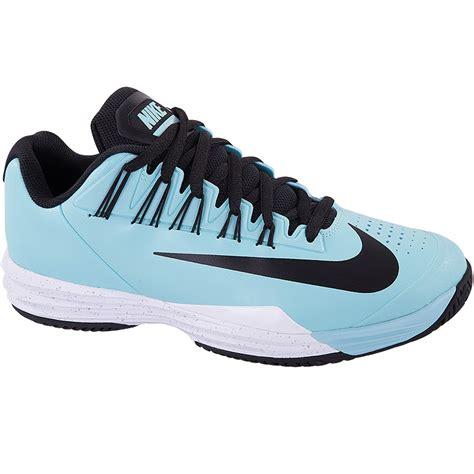 nike lunar ballistec 1 5 s tennis shoe copa black