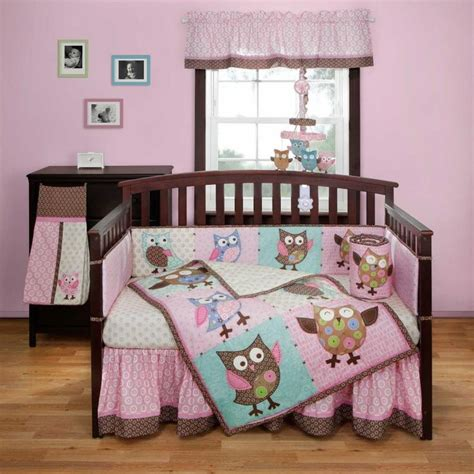Owl Baby Crib Set Best 25 Owl Bedding Ideas On Owl Decorations Owl Bedroom And Owl Kitchen