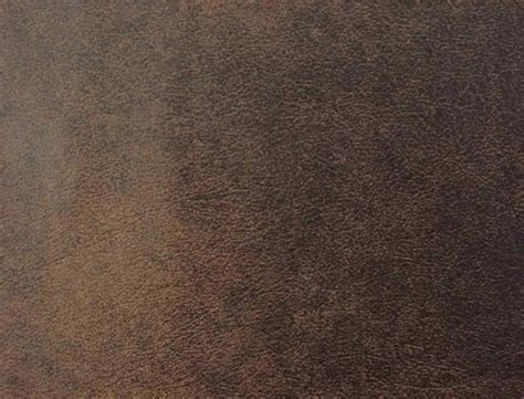 Faux Leather For Upholstery by Saddle Distressed Brown Faux Leather Upholstery Fabric