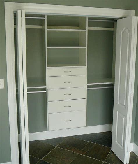 small closet ideas anything