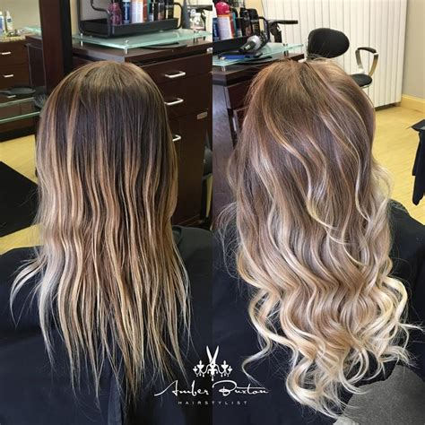 hair extension lesson plan baby lights and hair extensions hairextensions makeover