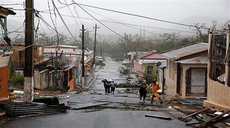 imagenes huracan maria pr actualizaci 243 n de la situaci 243 n de puerto rico al 13 oct